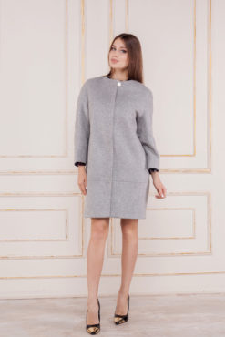 Женское шерстяное пальто Венеция