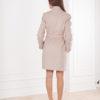 Приталенное женское пальто Трина