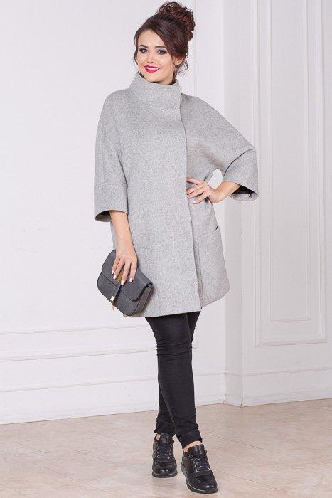 Пальто женское с укороченными рукавами Розмарин