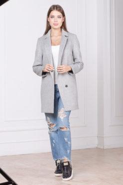 Пальто в пиджачном стиле Ницца