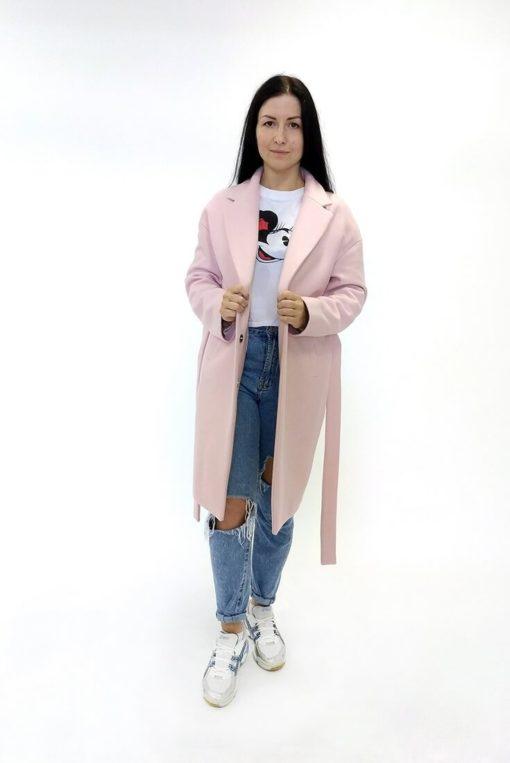 Шерстяное пальто Есения