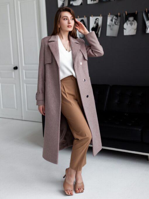 Пальто женское Алика фото
