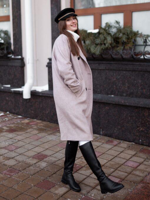 Пальто женское Калипсо фото