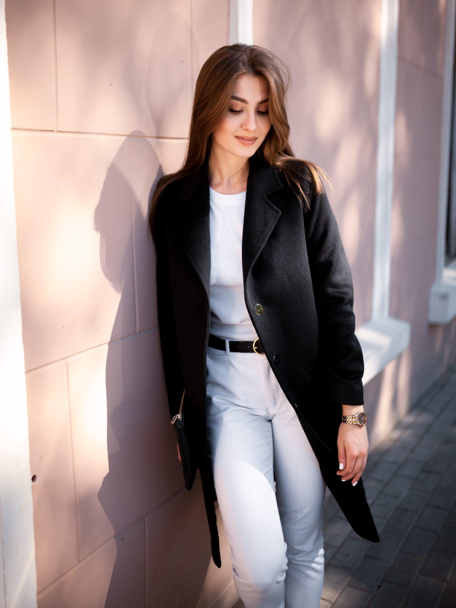 Пальто женское Веда
