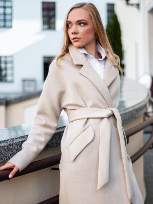 Пальто женское Рикотта фото