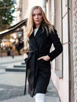 Пальто женское Юстина фото