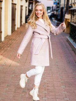 Пальто женское Шалфей фото