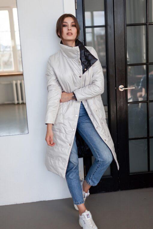 Пальто женское двустороннее Ванесса